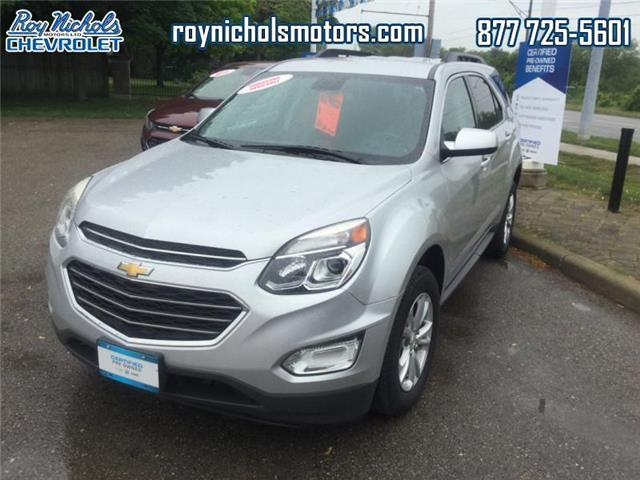 2017 Chevrolet Equinox LT (Stk: X351A) in Courtice - Image 1 of 14
