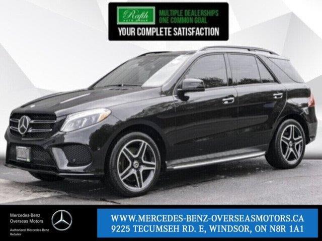 2018 Mercedes-Benz GLE 400 Base (Stk: PM8057) in Windsor - Image 1 of 24