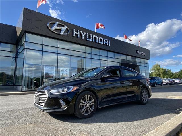 2018 Hyundai Elantra GL (Stk: P862B) in Rockland - Image 1 of 16