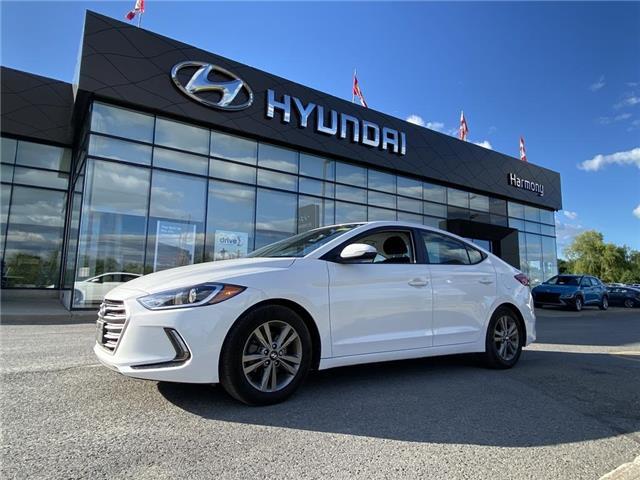 2018 Hyundai Elantra GL (Stk: 21293a) in Rockland - Image 1 of 19