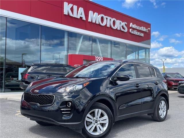 2019 Kia Sportage LX (Stk: 11277A) in Gatineau - Image 1 of 19