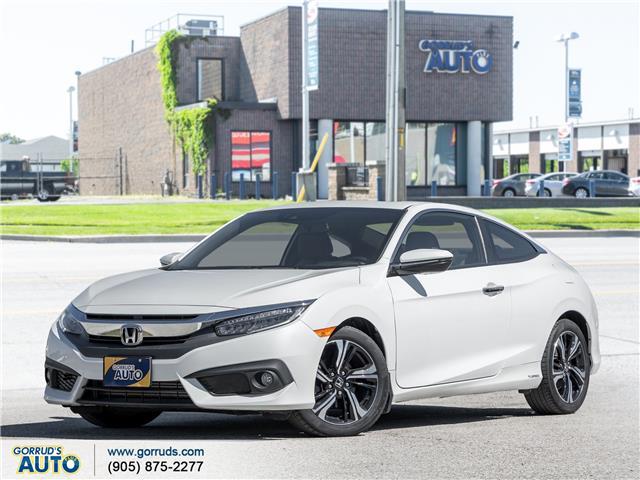 2017 Honda Civic Touring (Stk: 450995) in Milton - Image 1 of 22