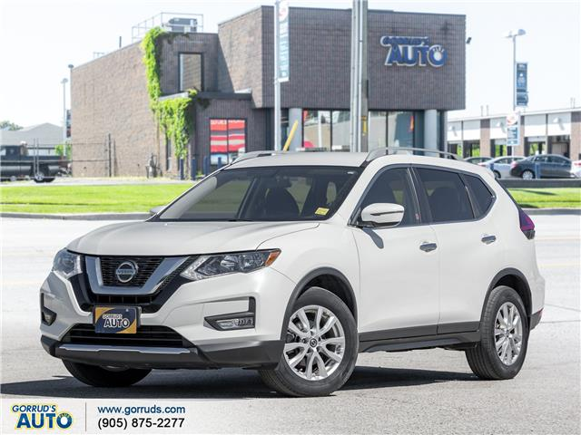 2018 Nissan Rogue SV (Stk: 781326) in Milton - Image 1 of 20