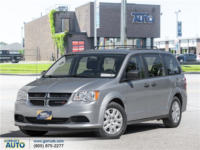 2017 Dodge Grand Caravan CVP/SXT (Stk: 880697) in Milton - Image 1 of 19