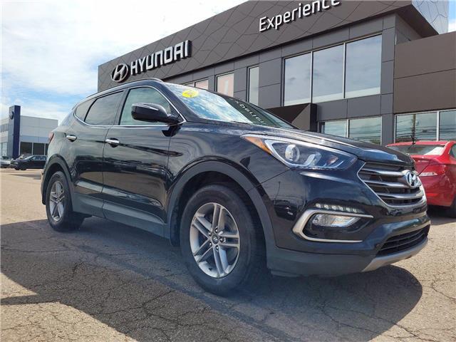 2017 Hyundai Santa Fe Sport 2.4 Premium (Stk: N1372TA) in Charlottetown - Image 1 of 14