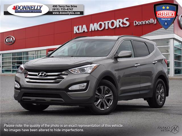 2015 Hyundai Santa Fe Sport 2.4 Premium (Stk: KU2551) in Ottawa - Image 1 of 27