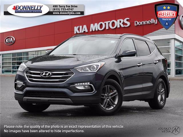 2018 Hyundai Santa Fe Sport 2.4 Premium (Stk: KU2553) in Ottawa - Image 1 of 25