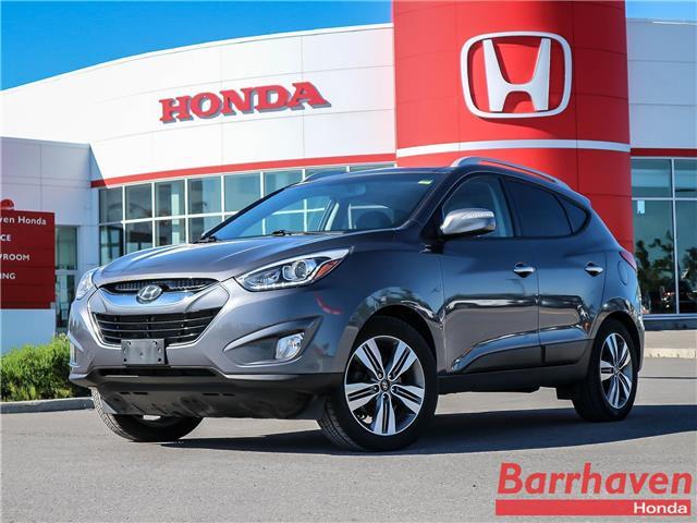 2014 Hyundai Tucson  (Stk: 3609A) in Ottawa - Image 1 of 10