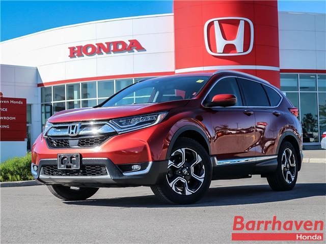 2017 Honda CR-V Touring (Stk: B0996) in Ottawa - Image 1 of 8