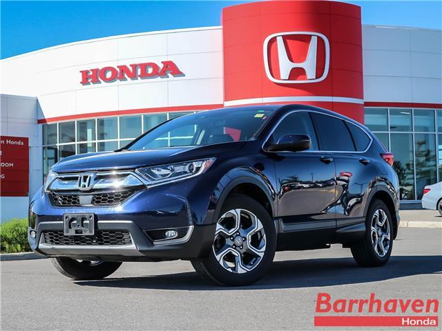 2018 Honda CR-V EX-L (Stk: B1001) in Ottawa - Image 1 of 28