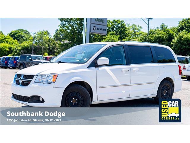 2016 Dodge Grand Caravan Crew (Stk: 2103522) in OTTAWA - Image 1 of 19