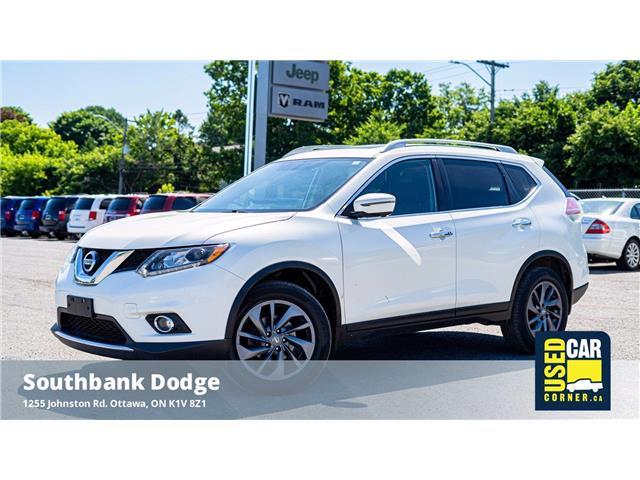 2016 Nissan Rogue  (Stk: 2004192) in OTTAWA - Image 1 of 22