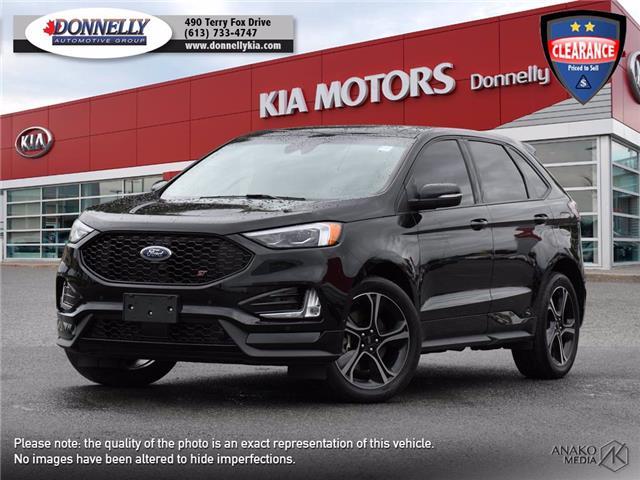 2019 Ford Edge ST (Stk: KU2555) in Kanata - Image 1 of 30