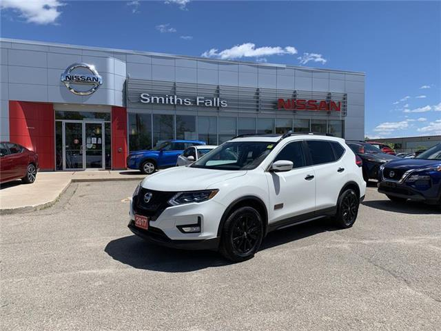 2017 Nissan Rogue SV (Stk: P2169) in Smiths Falls - Image 1 of 18