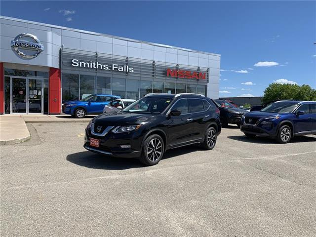 2018 Nissan Rogue SL w/ProPILOT Assist (Stk: P2171) in Smiths Falls - Image 1 of 16