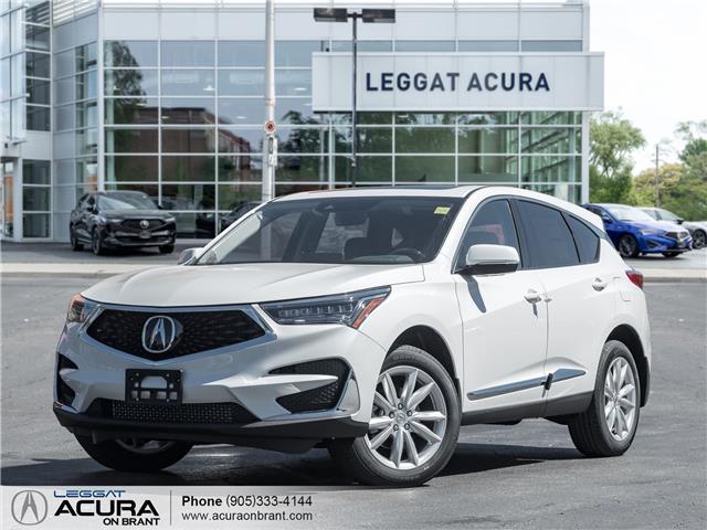 2021 Acura RDX Tech (Stk: 21218) in Burlington - Image 1 of 24