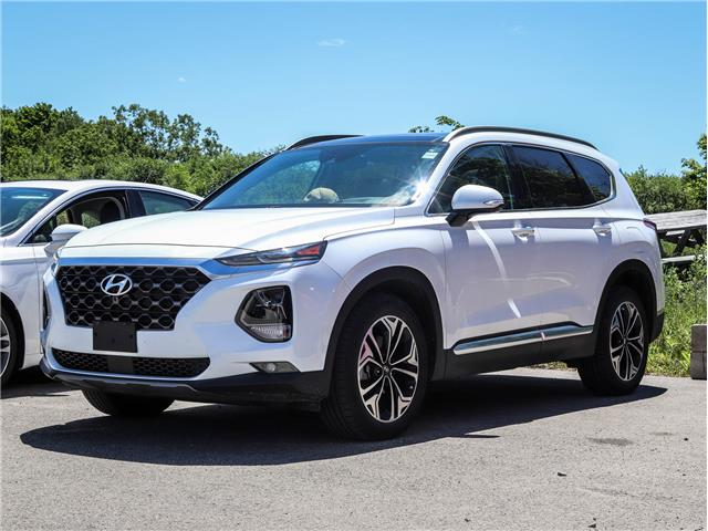 2019 Hyundai Santa Fe Ultimate 2.0 (Stk: R22000A) in Brockville - Image 1 of 1