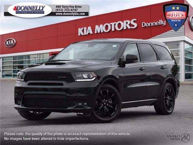 2020 Dodge Durango R/T 1C4SDJCT4LC115180 KU2552 in Kanata