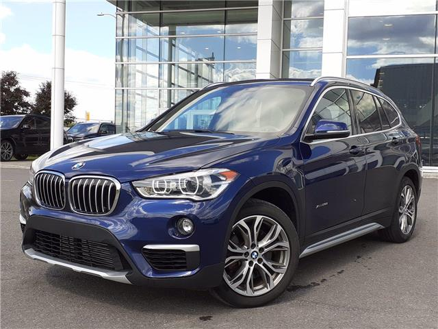 2017 BMW X1 xDrive28i (Stk: P9930) in Gloucester - Image 1 of 26