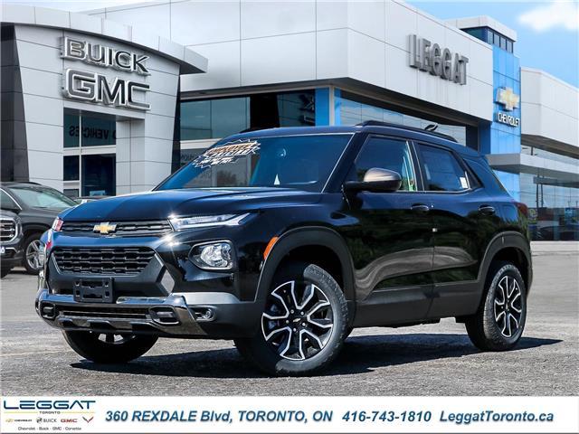 2021 Chevrolet TrailBlazer ACTIV (Stk: 166335) in Etobicoke - Image 1 of 25
