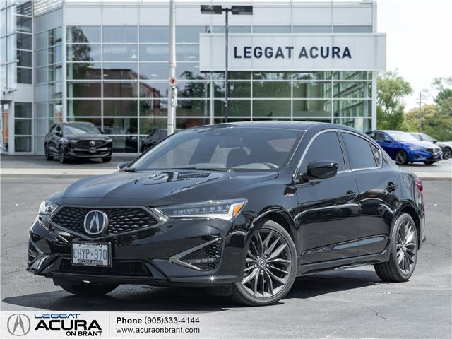 2021 Acura ILX Premium A-Spec (Stk: 21145) in Burlington - Image 1 of 23