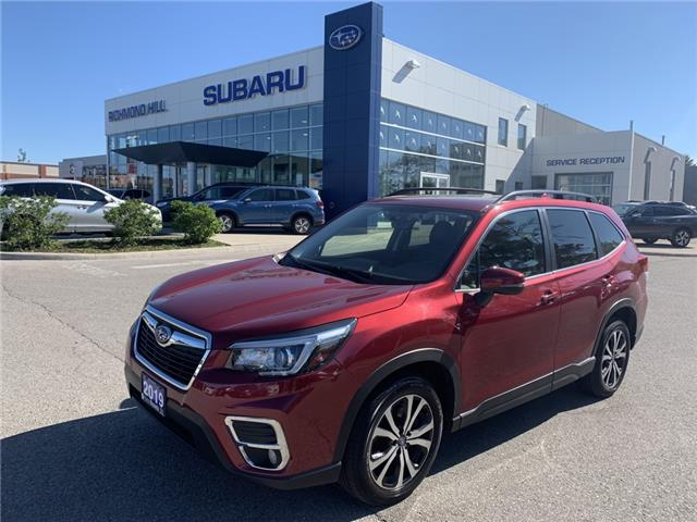2019 Subaru Forester 2.5i Limited (Stk: LP0609) in RICHMOND HILL - Image 1 of 20