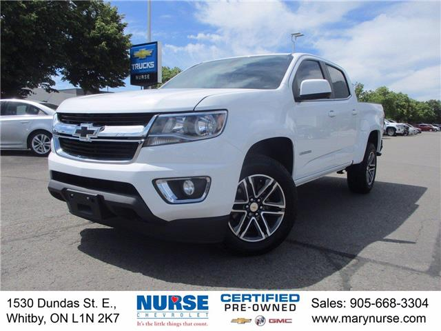 2020 Chevrolet Colorado LT (Stk: 21S032A) in Whitby - Image 1 of 25