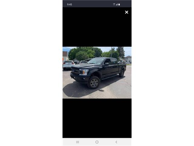 2019 Ford F-150  (Stk: T0420) in Smiths Falls - Image 1 of 1