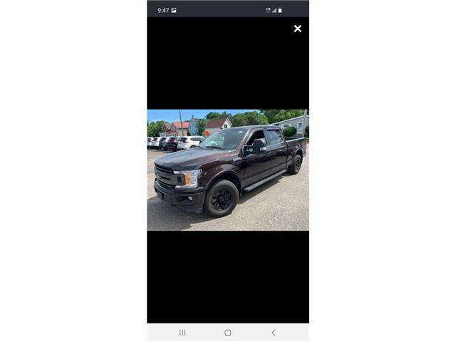 2018 Ford F-150  (Stk: T0400) in Smiths Falls - Image 1 of 1