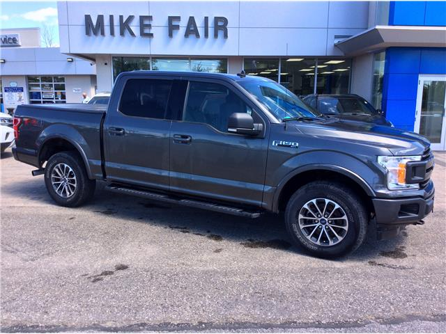 2019 Ford F-150 XLT (Stk: 21280A) in Smiths Falls - Image 1 of 16
