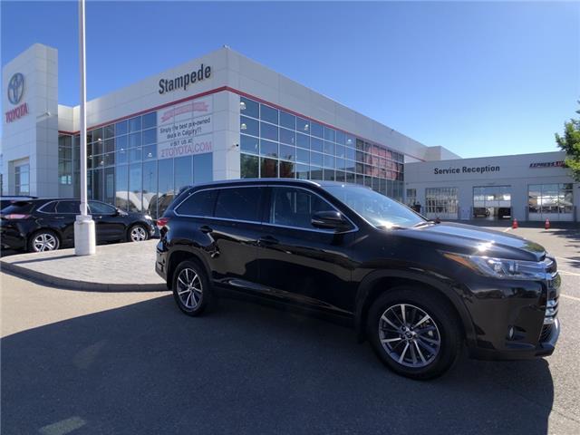 2019 Toyota Highlander XLE (Stk: 9468A) in Calgary - Image 1 of 23