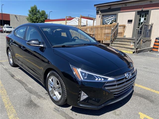 2020 Hyundai Elantra Preferred (Stk: A21139) in Ottawa - Image 1 of 17