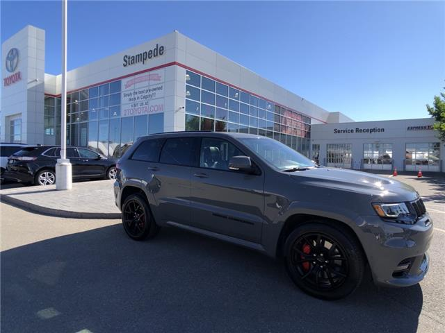 2020 Jeep Grand Cherokee SRT (Stk: 210663A) in Calgary - Image 1 of 24