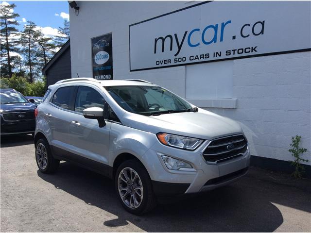2020 Ford EcoSport Titanium (Stk: 210495) in Ottawa - Image 1 of 21