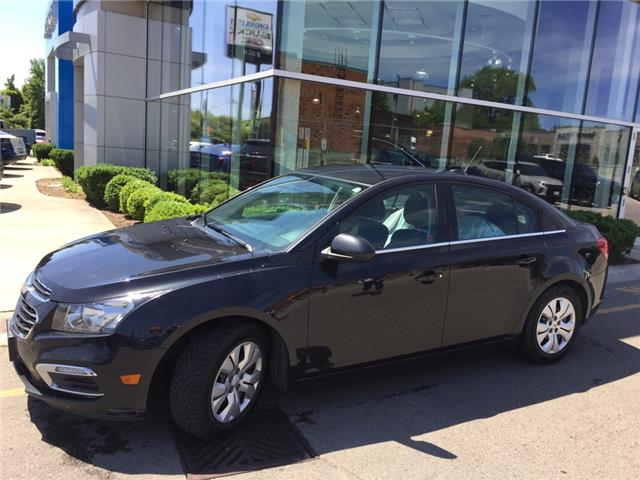 Used 2015 Chevrolet Cruze 1LT LT|AUTO|REARVIEW CAMERA|BLUETOOTH|REMOTE START - London - Finch Chevrolet