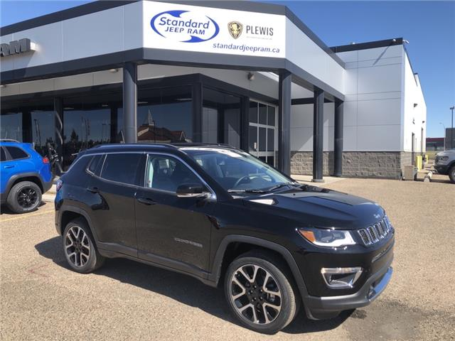 2021 Jeep Compass Limited (Stk: 5M047) in Medicine Hat - Image 1 of 22