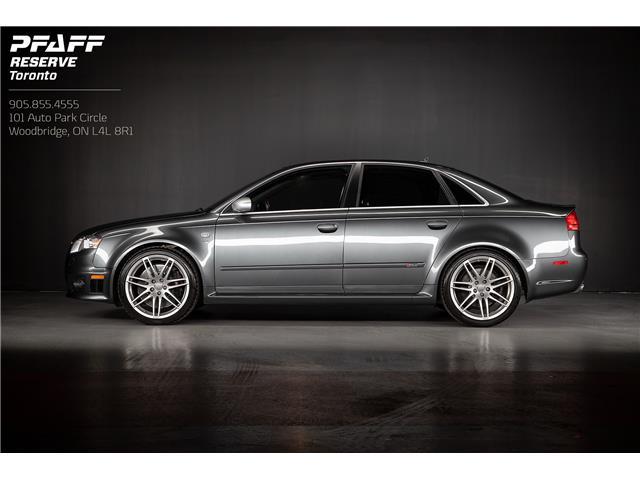 2007 Audi RS 4 4.2L (Stk: ) in Woodbridge - Image 1 of 19