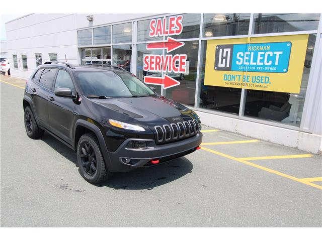 2018 Jeep Cherokee Trailhawk (Stk: PW2881) in St. John\'s - Image 1 of 22