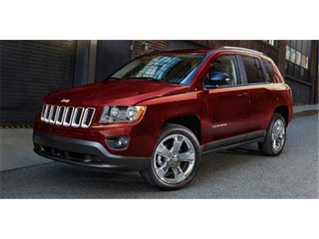 Used 2012 Jeep Compass Sport/North  - St. John\'s - Hickman Chrysler Dodge Jeep