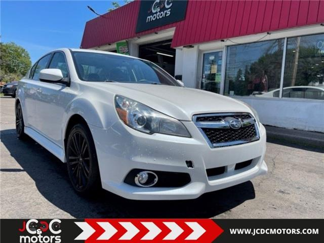 2014 Subaru Legacy 2.5i Convenience Package (Stk: ) in Cobourg - Image 1 of 16