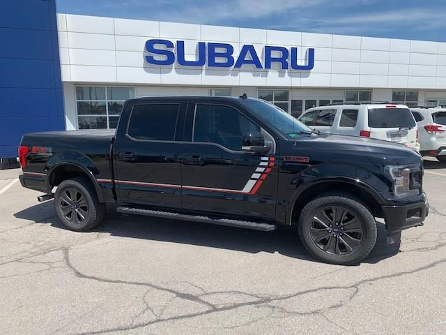 2018 Ford F-150 Lariat (Stk: S21226A) in Newmarket - Image 1 of 23