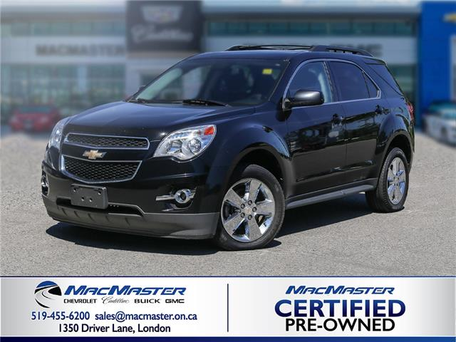 2012 Chevrolet Equinox 1LT (Stk: 210106A) in London - Image 1 of 10
