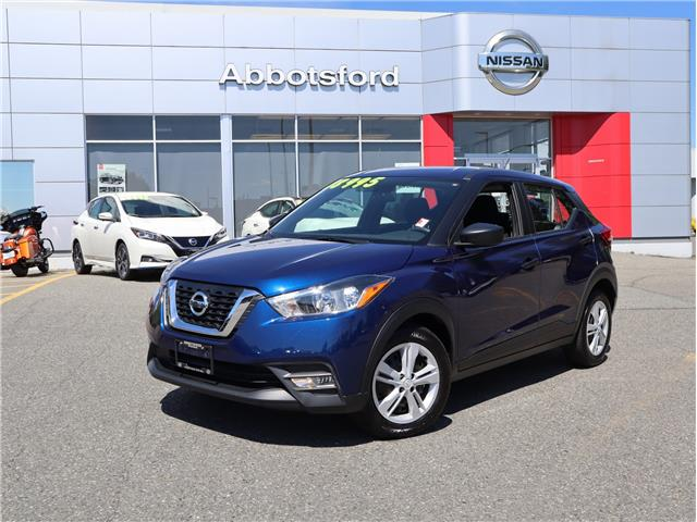 2018 Nissan Kicks S (Stk: A21207A) in Abbotsford - Image 1 of 27