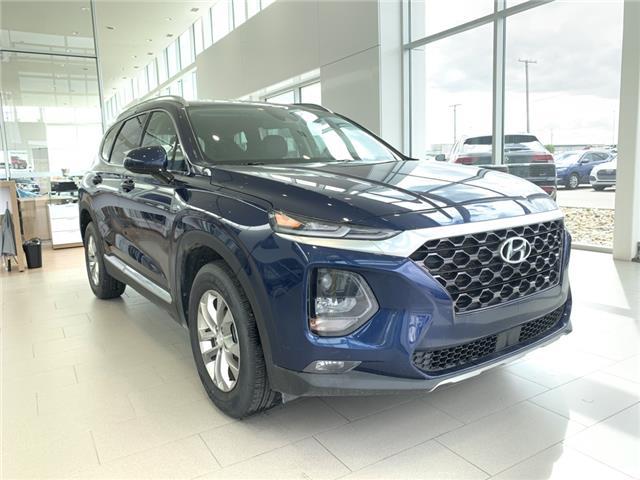 2020 Hyundai Santa Fe Essential 2.4  w/Safety Package 5NMS2CAD9LH209862 F0414 in Saskatoon