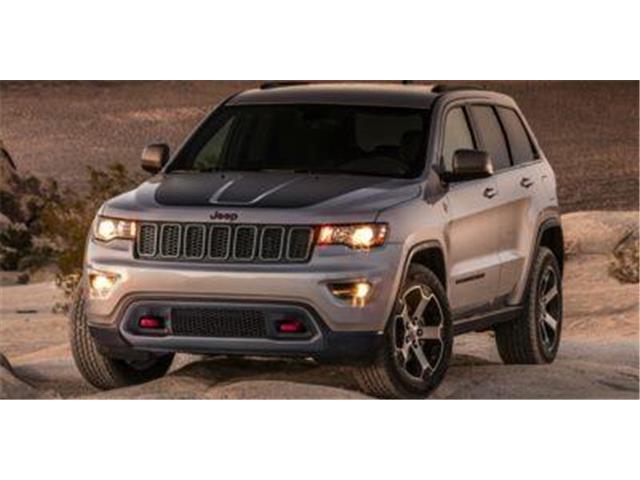 Used 2018 Jeep Grand Cherokee Trailhawk  - St. John\'s - Hickman Chrysler Dodge Jeep