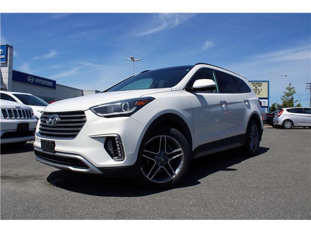 2017 Hyundai Santa Fe XL Limited (Stk: HB8-1897A) in Chilliwack - Image 1 of 7