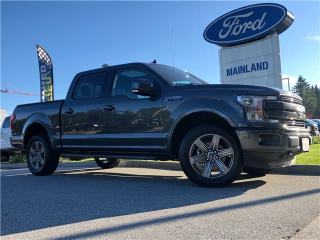 2020 Ford F-150 Lariat (Stk: P8228) in Vancouver - Image 1 of 30