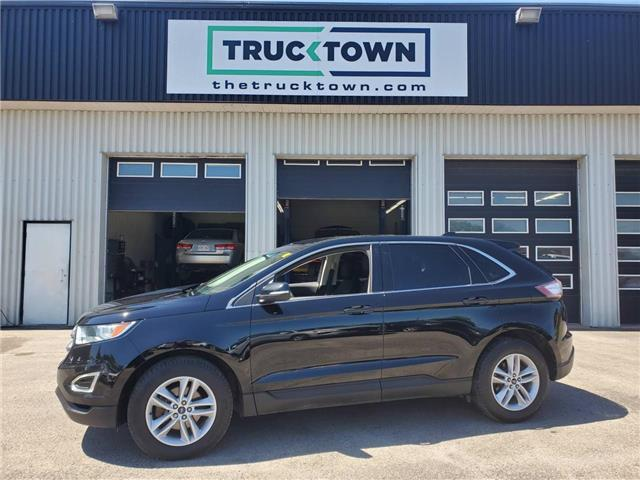 2018 Ford Edge SEL (Stk: T0448) in Smiths Falls - Image 1 of 19