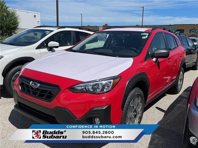 2021 Subaru Crosstrek Outdoor (Stk: X21285) in Oakville - Image 1 of 5