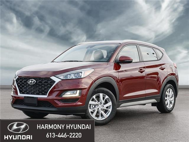 2021 Hyundai Tucson Preferred w/Sun & Leather Package (Stk: 21272) in Rockland - Image 1 of 23